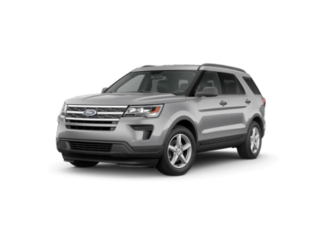 2019 Ford Explorer Base SUV Front-Wheel Drive (F